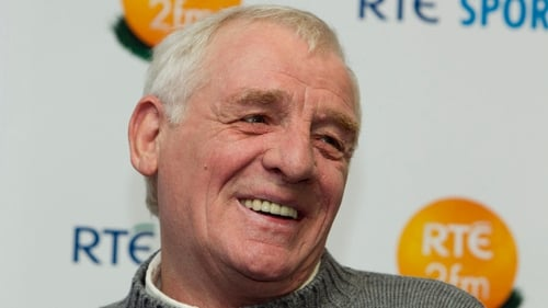Eamon Dunphy revisits old school