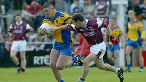 Roscommon's Seamus O'Neill was one of the stars of the 2001 victory over Galway