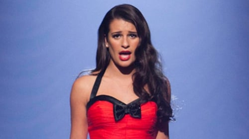 Lea Michelle as Rachel Berry