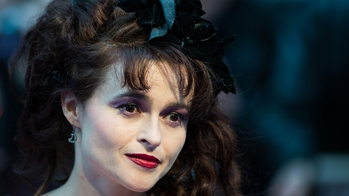 Bonham Carter to play fairy godmother in Cinderella