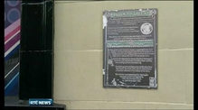 Memorial plaque for IRA bomb victims stolen in Warrington