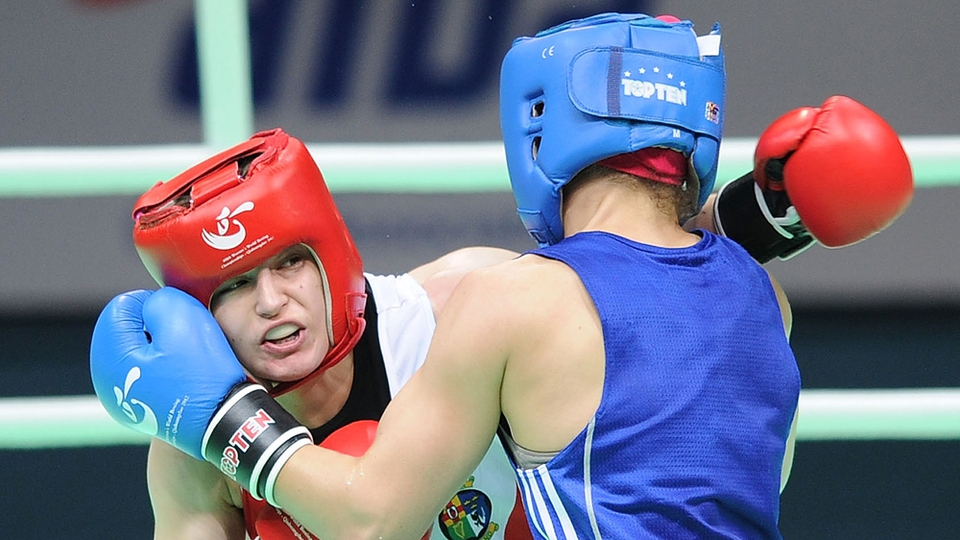 Russian Sofya Ochigava has become Taylor's main challenger in the lightweight division