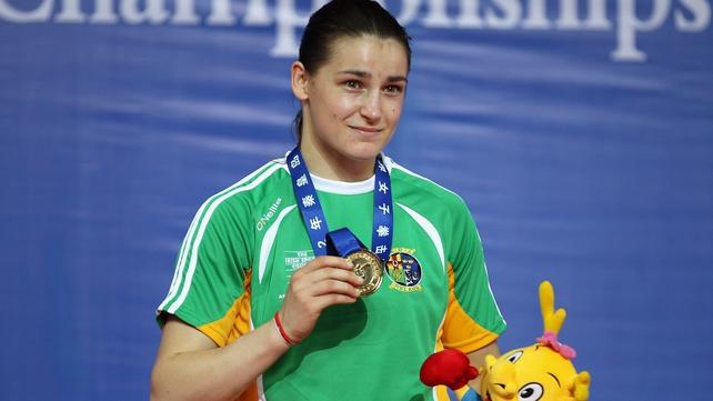 Katie Taylor: 60kg - lightweight