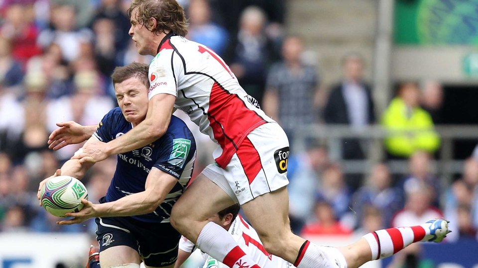 Brian O'Driscoll was simply superb as Leinster claimed their third win in four years