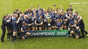 Heineken Cup champions 2012