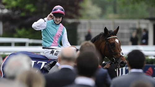 Frankel and Tom Queally will again be well backed to prevail on the Knavesmire