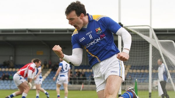 Paul Barden got the decisive goal for Longford