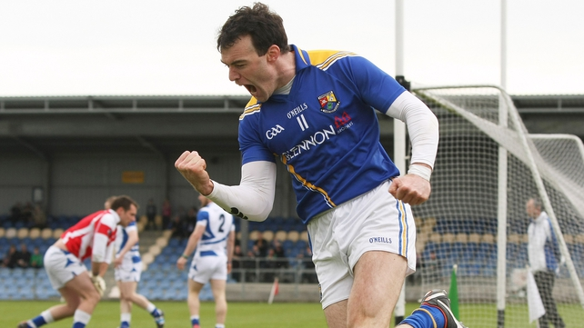 Paul Barden will lead Longford as they look to improve on a poor league campaign