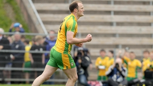 Colm McFadden of Donegal was responsible for 1-06 of Donegal's tally against Cavan