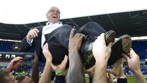 Brian McDermott guided Reading into the Premier League last season