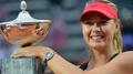 Sharapova wins Rome Masters