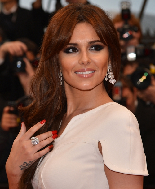 Cheryl Cole stole the show at Cannes Film Festival this weekend