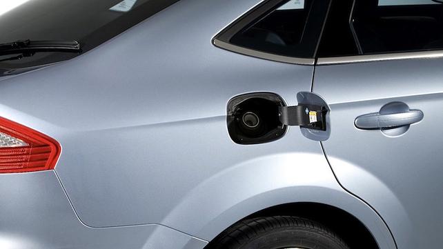 Fuel theft deterrent