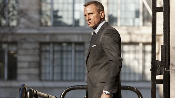 Skyfall - Released in cinemas on Friday October 26.