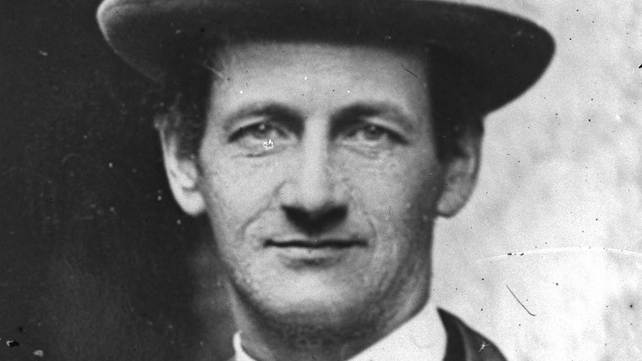 Terence MacSwiney died after 73 days on hunger strike (Credit: RTÉ Stills Library)