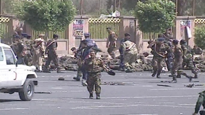 Dozens dead in explosion in Sanaa