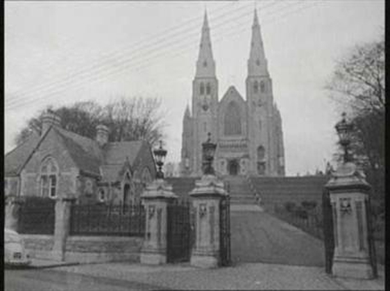 Armagh Cathedral on the Eve of the Civil Rights Protests