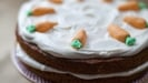 Carrot and Cardamom Cake with Cinnamon Cream Cheese Frosting