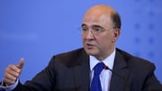 Commissioner for Economic and Finance Affairs Pierre Moscovici replied to a question from Brian Hayes