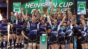 Leinster have won the Heineken Cup three times
