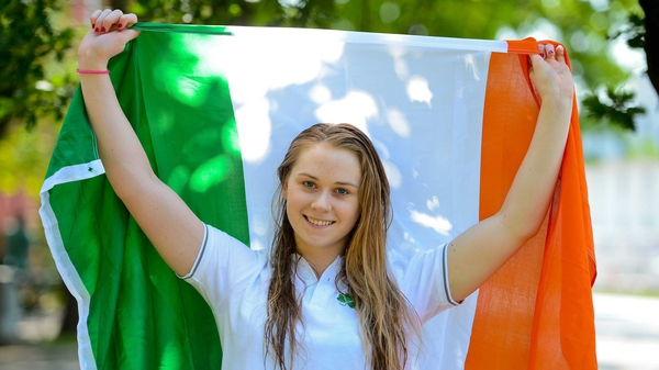 Sycerika McMahon has already guaranteed herself a place at the London Olympics