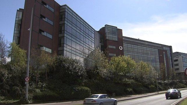 It is alleged the offences took place at Vodafone's headquarters in Leopardstown in Co Dublin