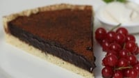 Chocolate Tart - A delightful chocolate tart that will impress all your guests