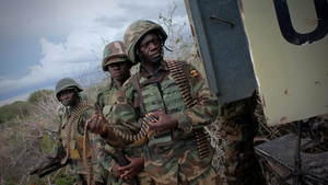 AU and Somali troops join to fight al shabaab