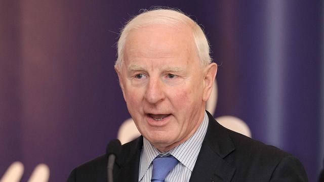 EOC president Pat Hickey