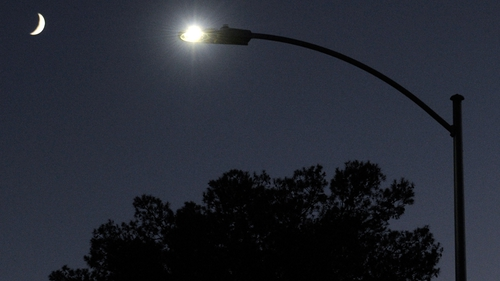 There are 480,000 public lamps across the country