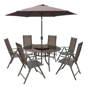 Dunnes monaco patio dining set €499