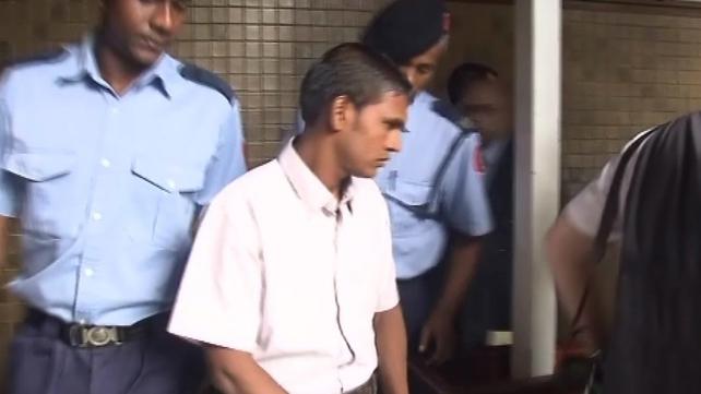 Avinash Treebhoowoon alleges he was beaten during questioning