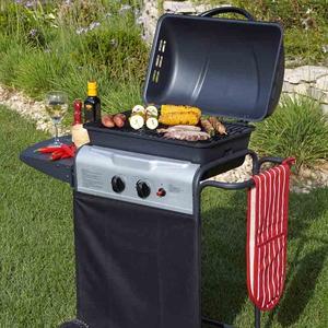 Gas BBQ 2 burner grill, Littlewoods Ireland, €89