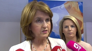 A spokesperson for Joan Burton said the criteria had not been changed