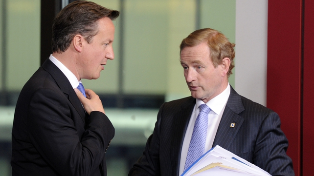 The Taoiseach confirmed that there would be no change to the wording of the Fiscal Treay arising from the summit.