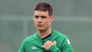 Darren O'Dea played 20 times for the Republic of Ireland