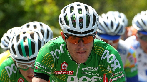 Ronan McLoughlin has been named in the An Post Rás team