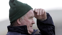 Richie Bennis, former Limerick manager, looks forward to the Munster hurling final