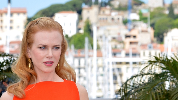 Nicole Kidman stars in The Paperboy