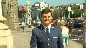 Commandant Nile Donohoe was the first officer to be dismissed from the Defence Forces in over 20 years