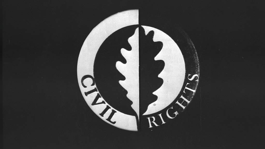 Civil Rights Logo was provided courtesy of the artist Sheila McClean and the Civil Rights Commemorative Committee.