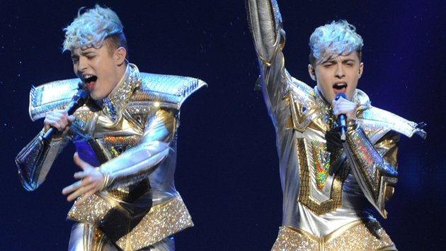Jedward tipped for Dancing on Ice