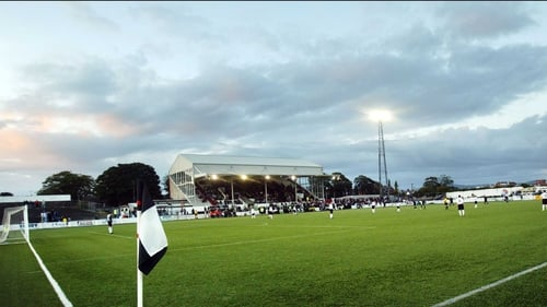 The big game of the night saw Derry defeat Dundalk at Oriel Park
