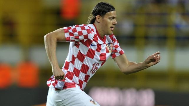 Croatia's Tomislav Dujmovic