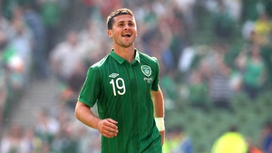 19. Shane Long (West Brom). Age 25, Caps 25. Great eye for goal, Long is very close to securing the starting berth up front for Ireland