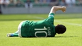 Keane plays down injury concerns