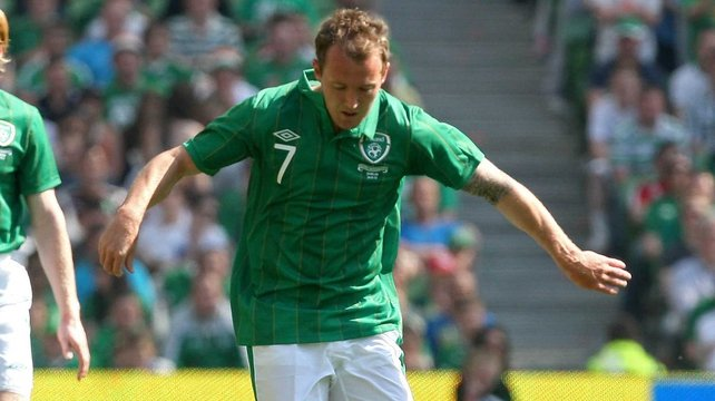 Aiden McGeady: 'I don't have anything to prove to the manager. It is possibly some fans or some pundits that doubt me, or whatever.'