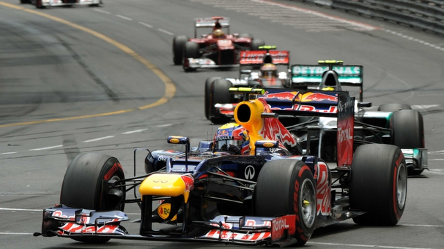 Webber's win means the season has now witnessed six different winners in the opening six races