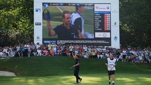 Luke Donald moved back to the top of the world rankings when securing back-to-back victories in the BMW PGA Championship