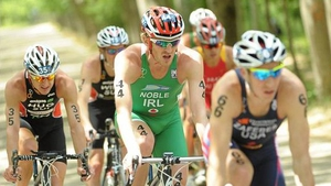Gavin Noble will become the first male triathlete to represent Ireland at the Olympic Games